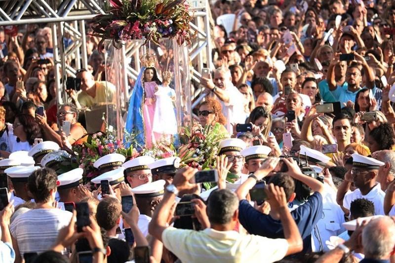 Festa de Nossa Senhora da Penha será realizada de 12 a 20 de abril, em Vila Velha