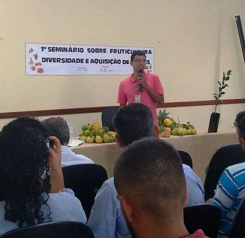 Diversificação na fruticultura é tema de seminário em Mucurici