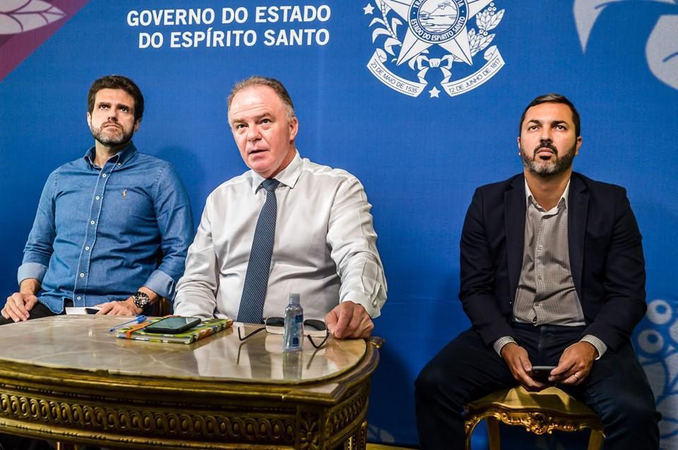 Casagrande participa de videoconferência com governadores das regiões Sul e Sudeste