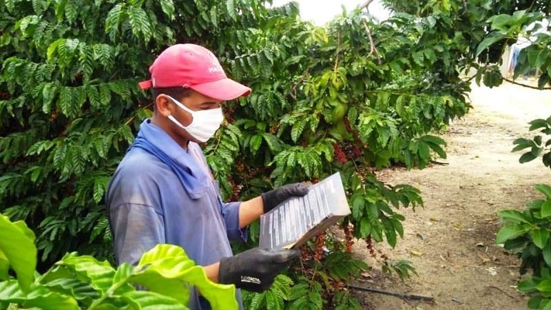 Produtores rurais recebem orientações sobre cuidados com o coronavírus