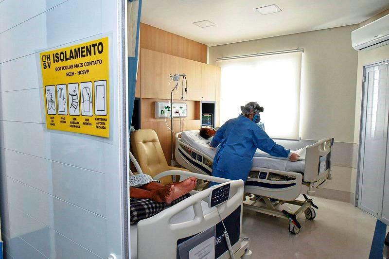 Com 1.223 novos casos por coronavírus, Espírito Santo chega a 91.146 infectados