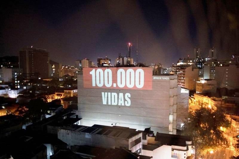 Transmissão da Covid-19 no Brasil não está diminuindo, alerta OMS