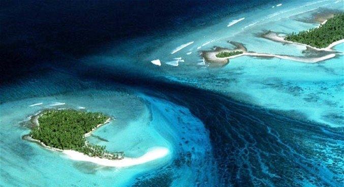 Ilhas paradisíacas e remotas do Pacífico se esquivam da pandemia