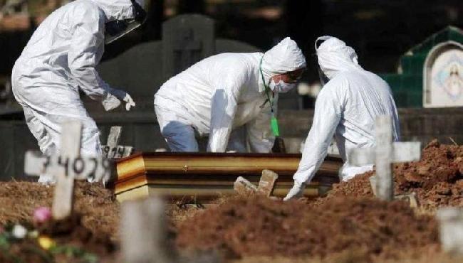 Brasil chega a 69 mil mortos por Covid-19 com 1.220 registros em 24h