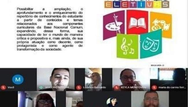 Escola em Boa Esperança relata ações e experiências do ensino remoto
