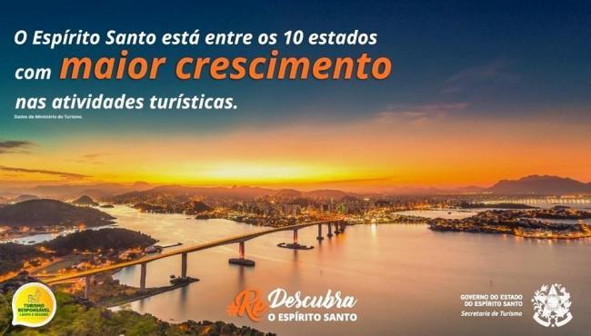 Espírito Santo é destaque na retomada da economia do turismo