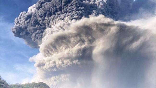 Gases do vulcão no Caribe chegam ao norte do Brasil