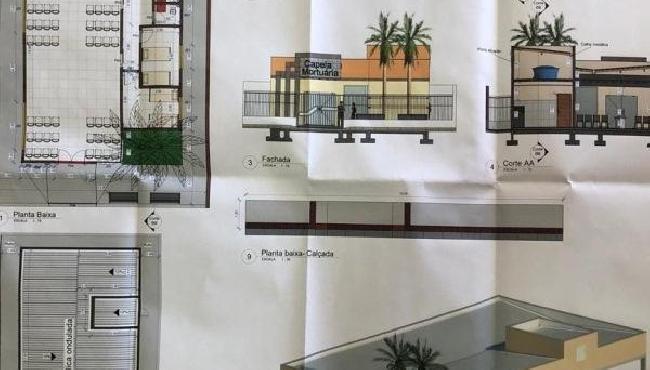 Prefeitura de Boa Esperança autoriza licitação da construção de Capela Mortuária