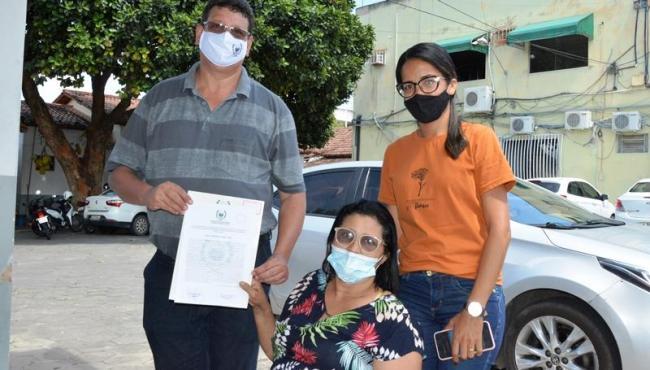 Prefeitura de Boa Esperança entrega títulos de legitimação fundiária para mais 13 famílias