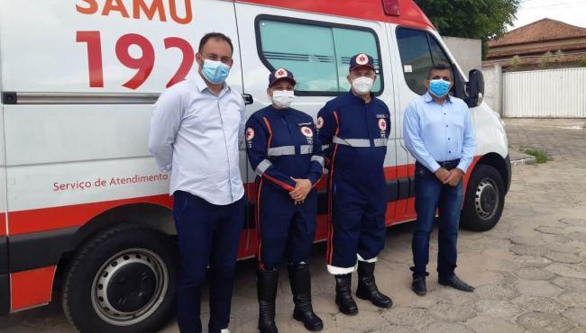 SAMU 192 entra em atividade em Pinheiros